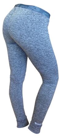 Термобелье брюки женские Starks Warm, зимние, цвет: серый. Размер XXLЛЦ0023_XXL_ЖенБелье предназначено для активных физических нагрузок. Анатомическое, выполнено из Европейской сертифицированной ткани Polarstretch. Высокие эластичные свойства материала позволяют белью максимально повторять индивидуальную анатомию тела, эффект второй кожи. Отличные влагоотводящиесвойства, что позволяет телу оставаться сухим. Высокие термоизоляционные свойства, позволяют исключить переохлаждение или перегрев. Воротник стойка обеспечивает защиту шеи от холода. Повседневное использование, в качестве демисезонного. Особенности: STOP BACTERIA-Ткань с ионами серебра, предотвращает образование и развитие бактерий. Защита от перегрева или переохлаждения Система мягких и плоских швов Гипоаллергенно Состав: 92%-полиэстер, 8%-эластан