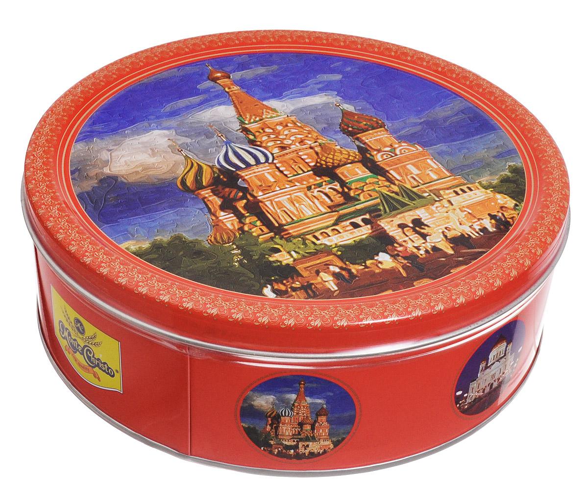 Monte Christo Красная площадь печенье со сливочным маслом, 400 г MC-4-22
