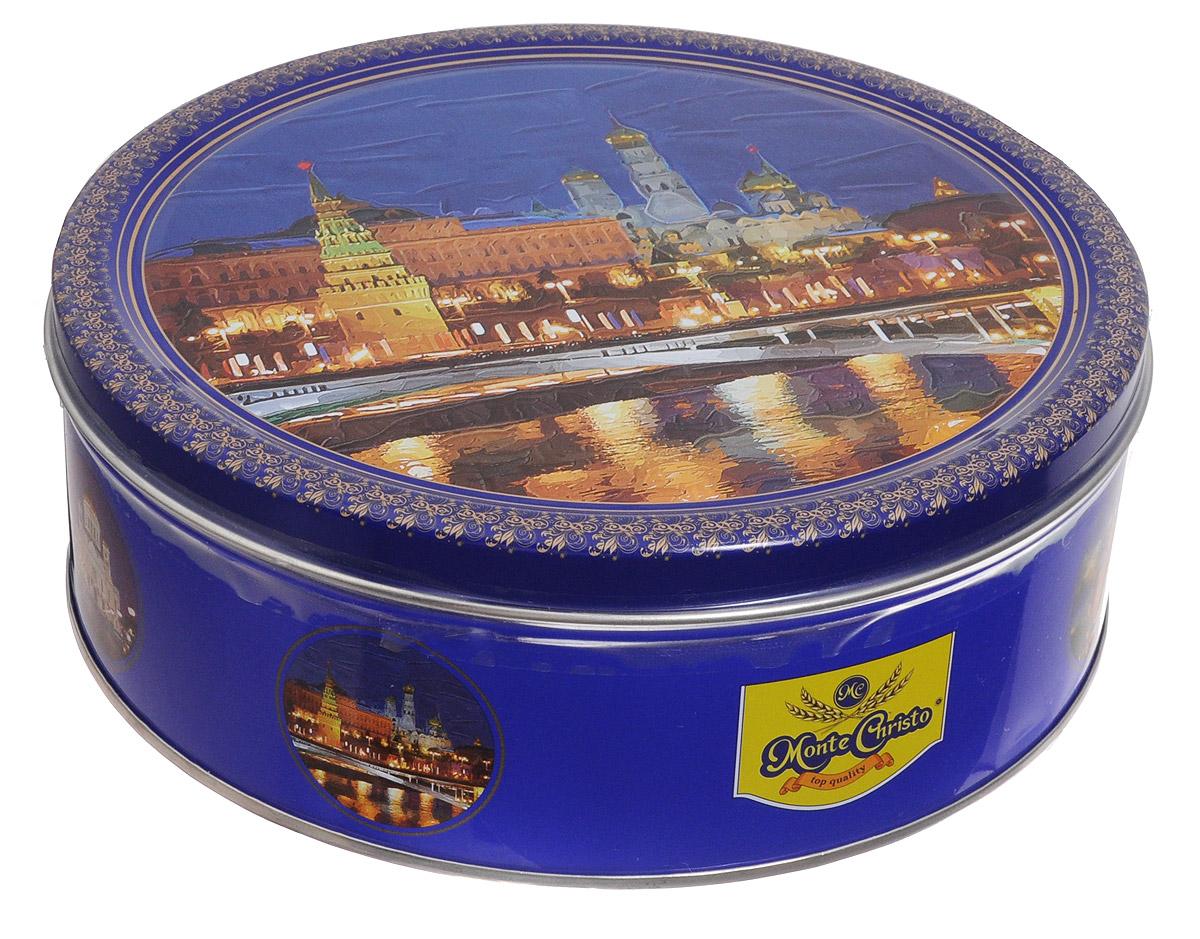 Monte Christo Вечерняя Москва печенье со сливочным маслом, 400 г MC-4-21
