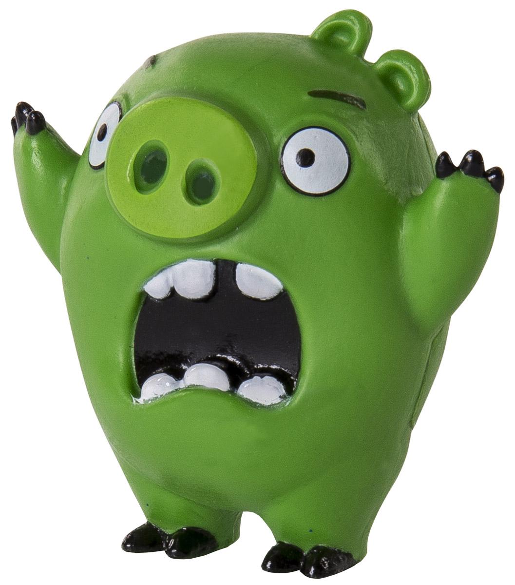 Angry Birds Мини-фигурка The Pigs вид 290501_The Pigs вид 2Мини-фигурка Angry Birds The Pigs - подарок для любого поклонника сердитых птичек и зеленых поросят! Игрушка выполнена из пластика и очень тщательно детализирована. Фигурка очень ярко и точно отражает характер героя и его эмоции. Соберите всю коллекцию смешных персонажей Angry Birds!