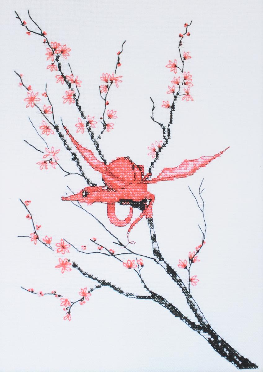 Набор для вышивания крестом Neocraft Первая весна, 17 х 25 смВЛ-08Набор для вышивания крестом Neocraft Первая весна поможет создать красивую вышитую картину. Рисунок-вышивка, выполненный на канве, выглядит стильно и модно. Вышивание отвлечет вас от повседневных забот и превратится в увлекательное занятие! Работа, сделанная своими руками, не только украсит интерьер дома, придав ему уют и оригинальность, но и будет отличным подарком для друзей и близких! Набор содержит все необходимые материалы для вышивки на канве в технике счетный крест. Схема вышивания Первая весна выполнена по мотивам рисунка Kirstin Mills. В набор входит: - канва Zweigart (белого цвета), - мулине Finca (10 цветов), - черно-белая символьная схема, - инструкция на русском языке, - игла. Размер готовой работы: 17 х 25 см. Размер канвы: 27,5 х 35,5 см.