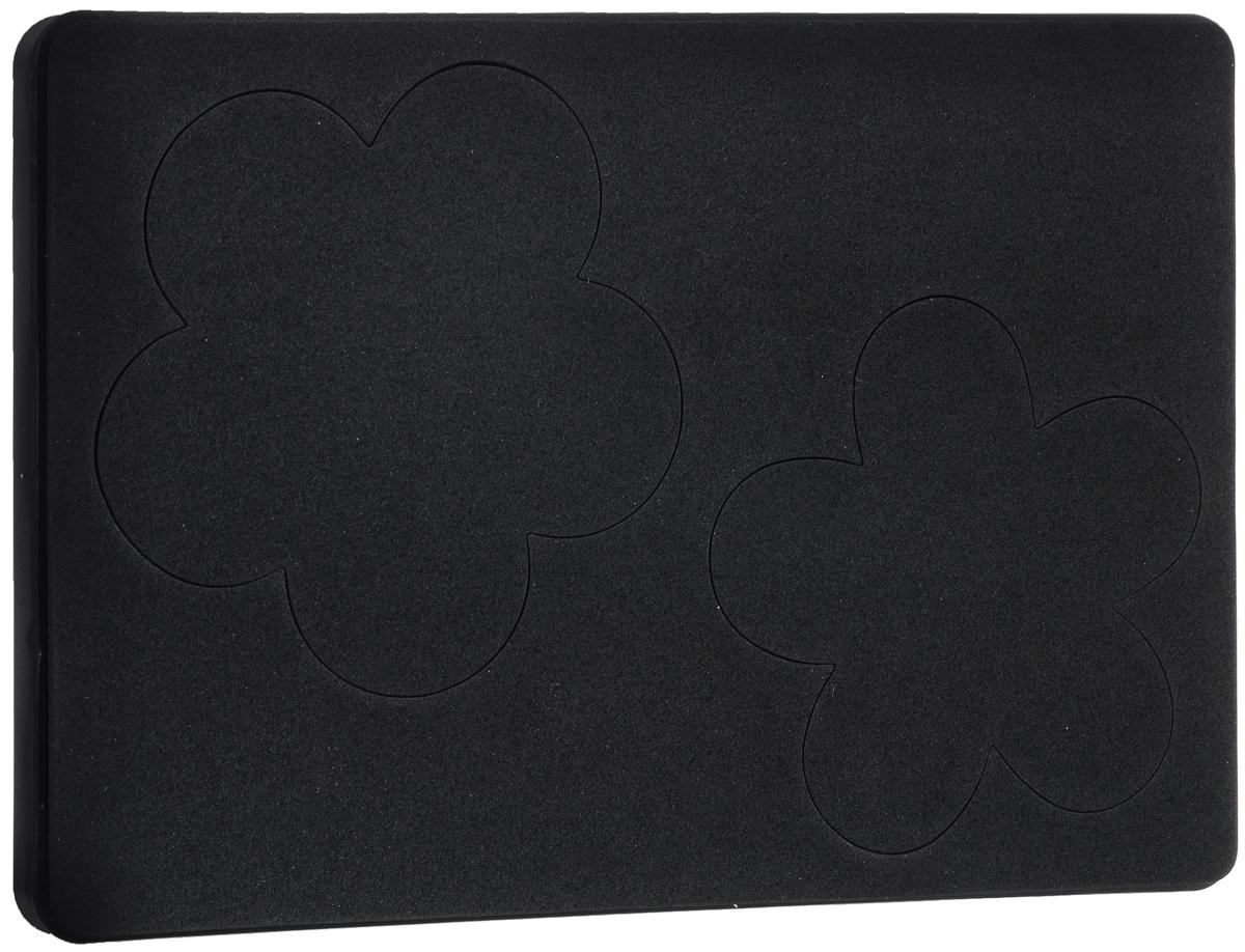 Нож для вырубки Sizzix Bigz L Die. Цветы658101Нож для вырубки Sizzix Bigz L Die. Цветы может использоваться для вырубки ткани до 8 слоев, ламинированного хлопка, фетра до 6-8 мм толщиной, а также картона и кожи. Можно использовать со всеми типами вырубных машинок Sizzix. Изделие вырезает ровные аккуратные фигуры, которые идеально подойдут для создания разнообразных творческих работ, например, скрапбукинг, лоскутное шитье, изготовление аксессуаров, открыток, аппликаций и многого другого. Размер ножа: 22,23 х 15,24 х 1,59 см. Диаметр фигур: 9,53 см; 10,48 см.