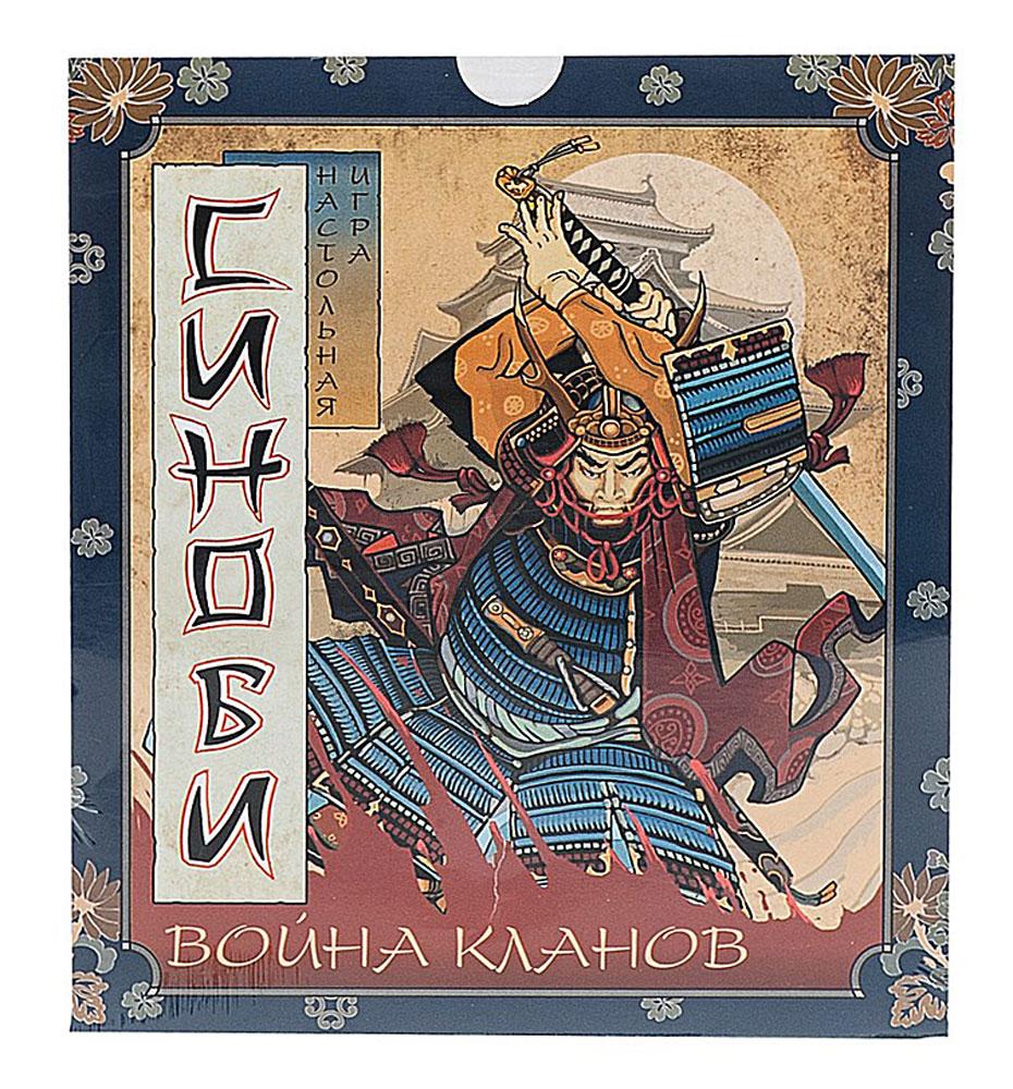 Правильные игры Настольная игра Синоби Война кланов