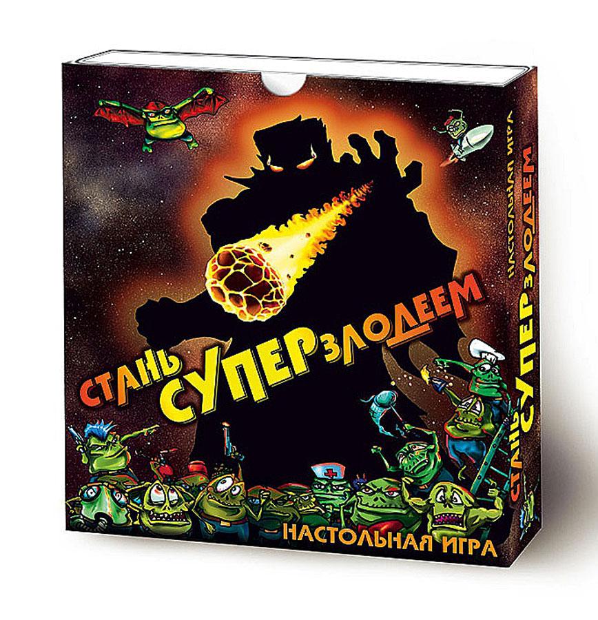 Правильные игры Настольная игра Стань Суперзлодеем ( 29-01-01 )