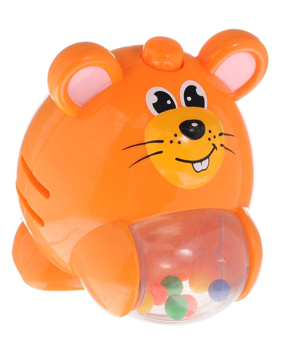 Huile Toys Машинка-зверюшка Мышка559Яркая машинка Huile Toys Мышка привлечет внимание вашего малыша и не позволит ему скучать! Выполненная из безопасного пластика с элементами из металла, игрушка представляет собой забавную зверюшку-машинку с прозрачным передним колесом-цилиндром. Внутри цилиндра перекатываются цветные горошинки. Округлые, без острых углов, формы гарантируют безопасность даже самым маленьким детишкам. Игрушка оснащена инерционным механизмом. Мышка дополнена кнопкой, нажав на которую, зазвучит веселая музыка и замигает яркая подсветка. Игрушка поможет ребенку в развитии воображения, мелкой моторики рук и цветового восприятия. Сделайте вашему малышу такой замечательный подарок! Для работы требуются 3 батарейки типа LR44 (комплектуется демонстрационными).