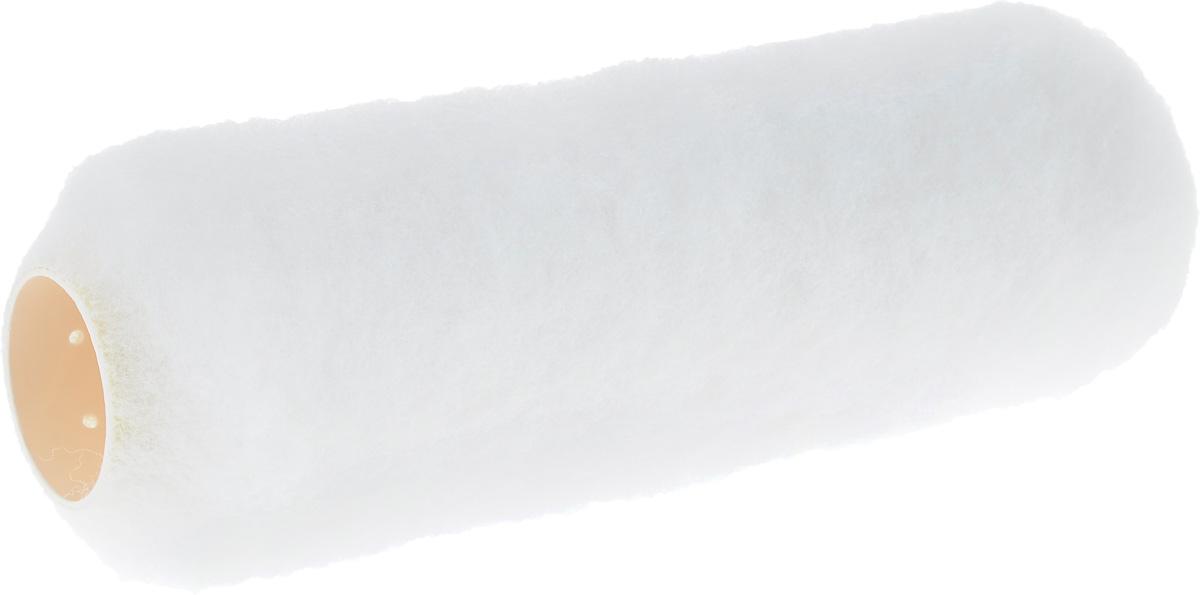 Валик малярный Wagner WallPerfect, сменный, 230 х 20 мм65360Валик малярный Wagner WallPerfect, выполненный из синтетического плюша, предназначен для механического ручного шприца-валика HandiRoll 550, TurboRoll 550, PowerRoll Set, W 3500 Kit. Подходит для слегка структурированной и грубой поверхности. Ширина валика: 230 мм. Высота ворса: 20 мм.