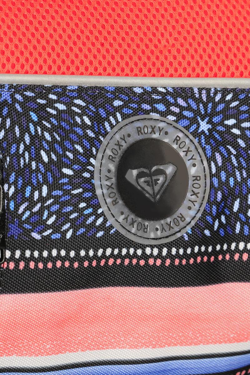 Сумка Roxy, цвет: коралловый, черный, синий. ERJBP03282-MLR6
