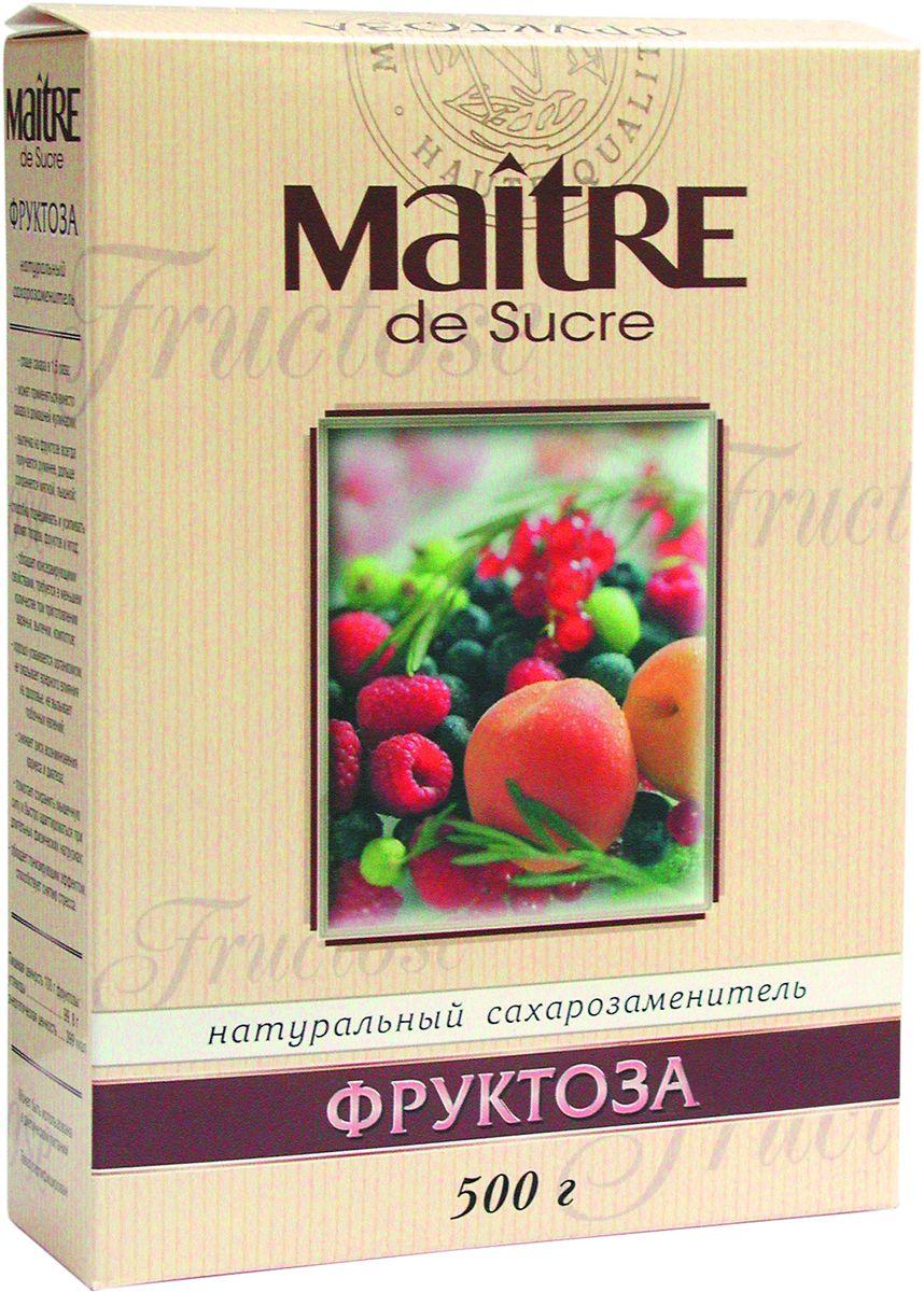 Maitre de Sucre фруктоза, 500 г