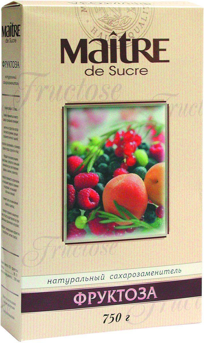 Maitre de Sucre фруктоза, 750 гнба020
