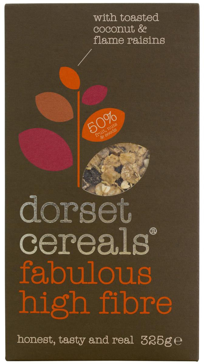 Dorset Cereals Super High Fibre мюсли, 325 г
