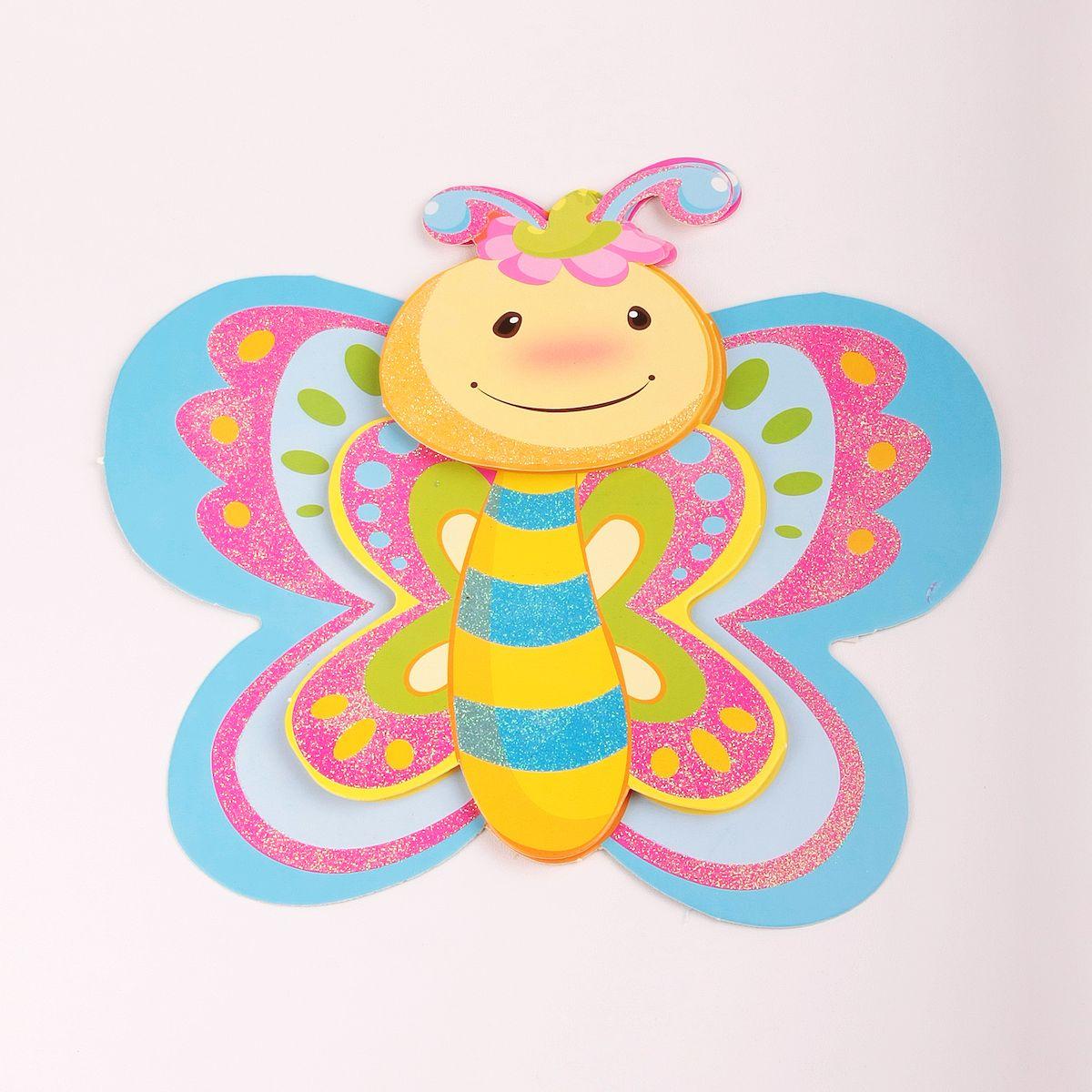 Декоративные самоклеющиеся наклейки Magic Home, 35,5х25см. 3182631826