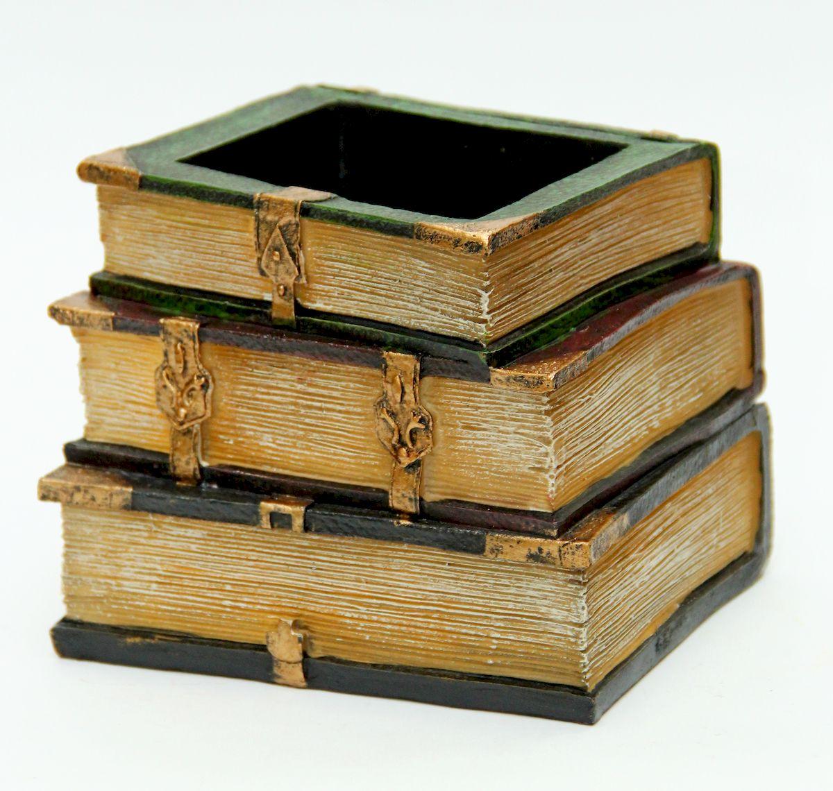 Декоративная подставка для канцелярских принадлежностей Magic Home Старые тома. 3613136131