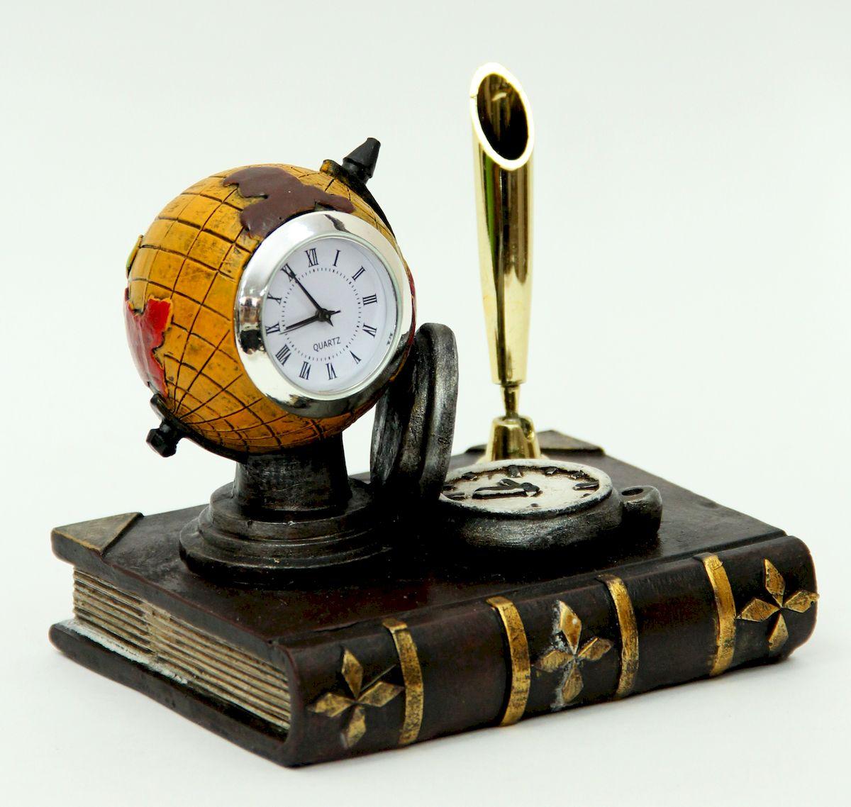 Часы настольные Magic Home Глобус. 4106541065