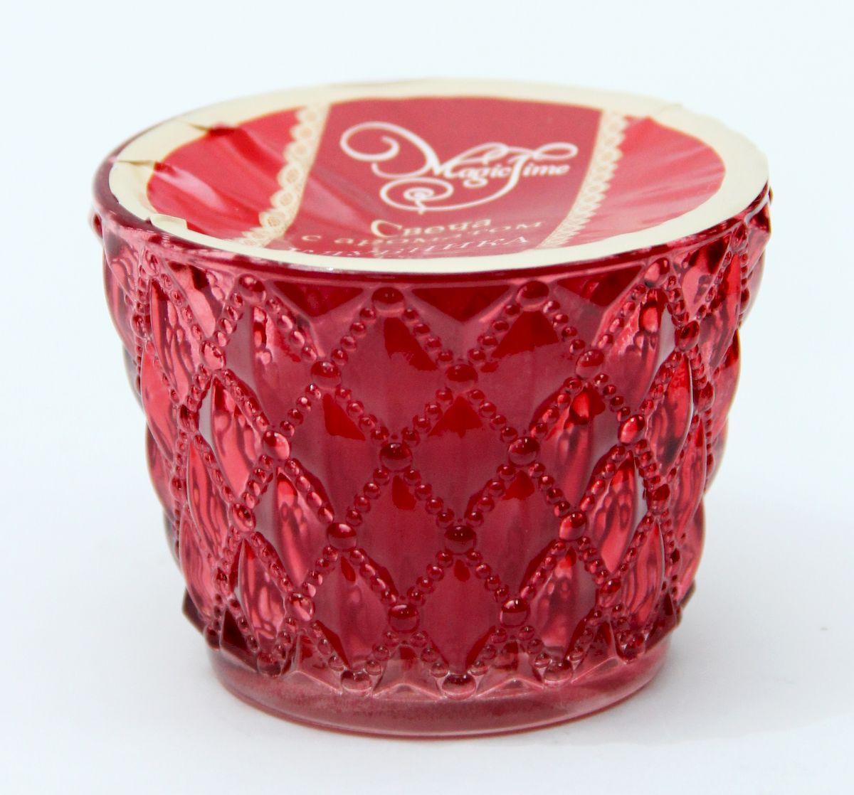 Декоративная ароматизированная парафиновая свеча