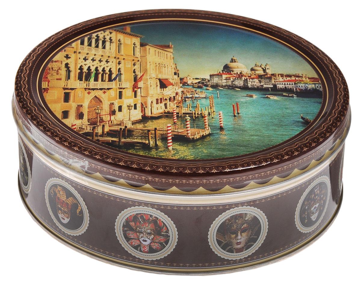 "Monte Christo ""Венеция"" печенье с кусочками шоколада, 400 г 4600416016563_дом"