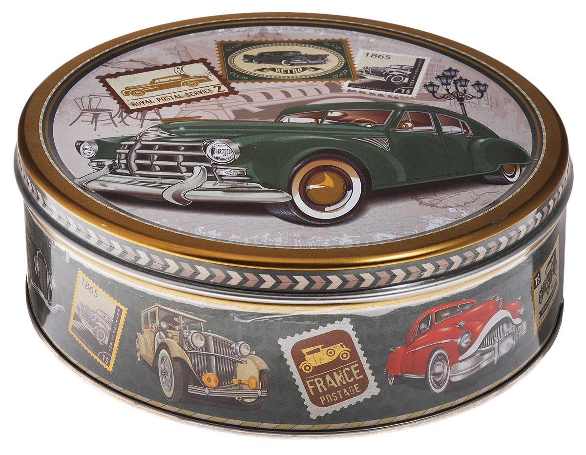 Monte Christo Ретромобиль печенье со сливочным маслом, 400 г4600416018192_зеленый автомобильMonte Christo Ретромобиль - 100% сдобное печенье со сливочным маслом. Упаковано в металлическую банку, оформленную ярким рисунком. Такое печенье станет оригинальным подарком к любому значимому событию.