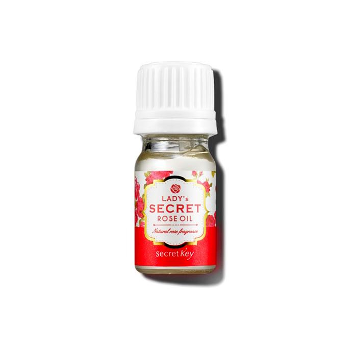 Secret Key Масло розы для интимной гигиены Lady's secret Rose Oil, 4 мл