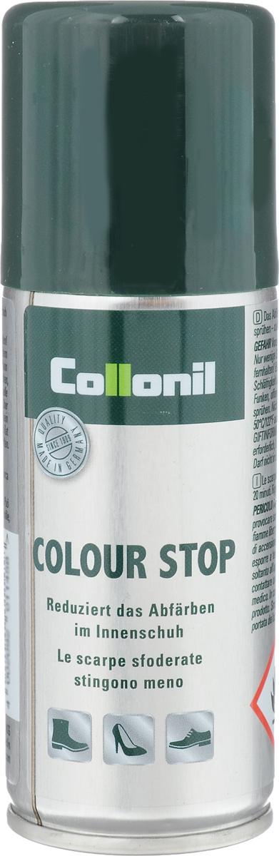 Спрей против окраски обуви Collonil
