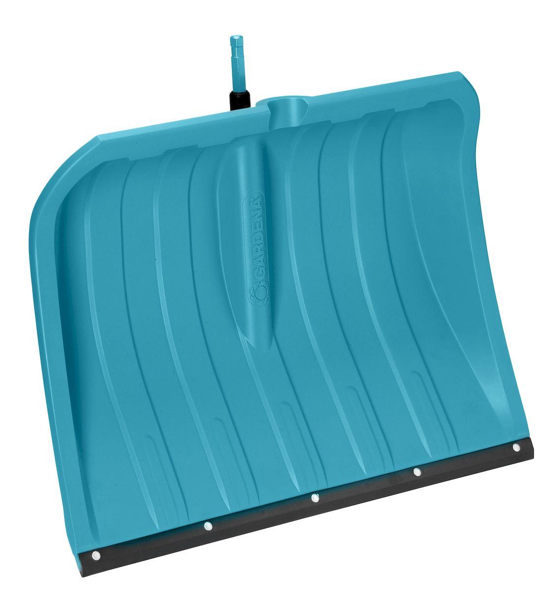 Gardena Лопата для уборки снега 50 см c пластиковой кромкой03241-20.000.00Уборка снега, высококачетсвенный пластик; устойчивость к морозу до -40 градусов и соли, рабочая ширина 50см, рекомендуемая длина ручки 130см (3723-20). Бесшумная, износостойкая пластиковая кромка, неповреждающая поверхность. Идеальна для всех типов грунта, особенно хорошо подходит для неровных поверхностей, таких как натуральный камень, тротуарная или керамическая плитка.
