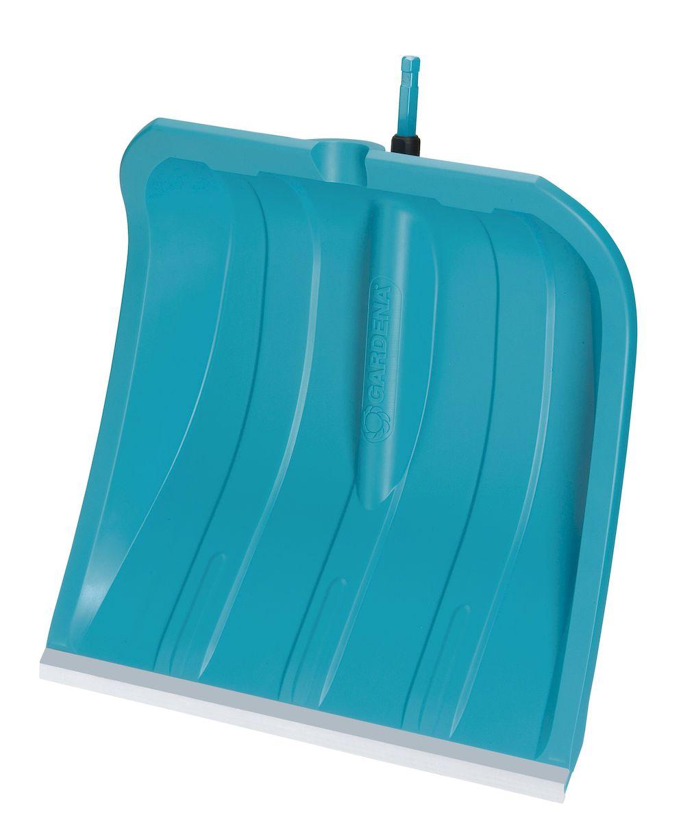 Gardena Лопата для уборки снега 40 см с кромкой из нержавеющей стали03242-20.000.00Уборка снега, высококачетсвенный пластик; устойчивость к морозу до -40 градусов и соли, рабочая ширина 40см, рекомендуемая длина ручки 130см (3734-20). Бесшумная, износостойкая пластиковая кромка, неповреждающая поверхность. Идеальна подходит для неровных поверхностей, таких как бетон или асфальт.
