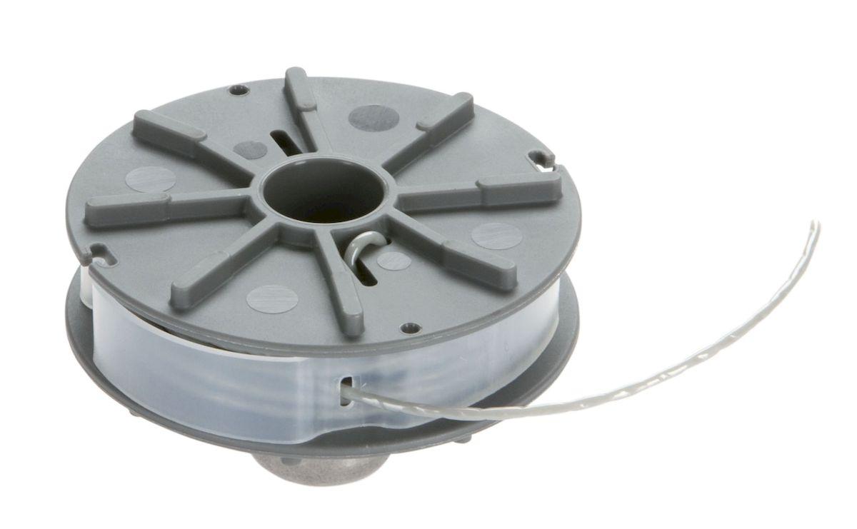 Кассета сменная Gardena для турботриммера EasyCut 400, ComfortCut 450 и PowerCut 50005307-20.000.00Кассета сменная Gardena предназначена для турботриммера Gardena EasyCut 400, ComfortCut 450 и PowerCut 500. Турботриммер используется в качестве режущего инструмента для стрижки и выравнивания газонов и лужаек на садовых участках. Возможность замены кассеты с кордом максимально повышает удобство эксплуатации инструмента. Кассета с кордом легко меняется. Диаметр корда 1,6 мм; Длина корда 6 м; Для моделей турботриммера Gardena SmallCut 300/23, SmallCut Plus 350/23, EasyCut 400/25, ComfortCut 450/25, EasyCut 400.