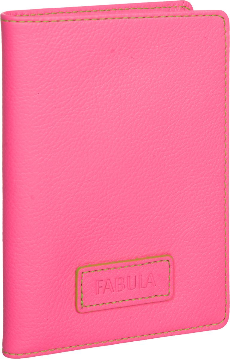 Бумажник водителя женский Fabula Ultra, цвет: розовый. BV.75.FPBV.75.FP.розовыйБумажник водителя Fabula Ultra выполнен из натуральной кожи с зернистой фактурой и Оформлен нашивкой с тиснением в виде символики бренда. Изделие раскладывается пополам. Отделение для автодокументов включает в себя вкладыш из прозрачного ПВХ, который содержит шесть файлов. Изделие поставляется в фирменной упаковке. Стильный бумажник водителя Fabula Ultra станет отличным подарком для человека, ценящего качественные и практичные вещи.