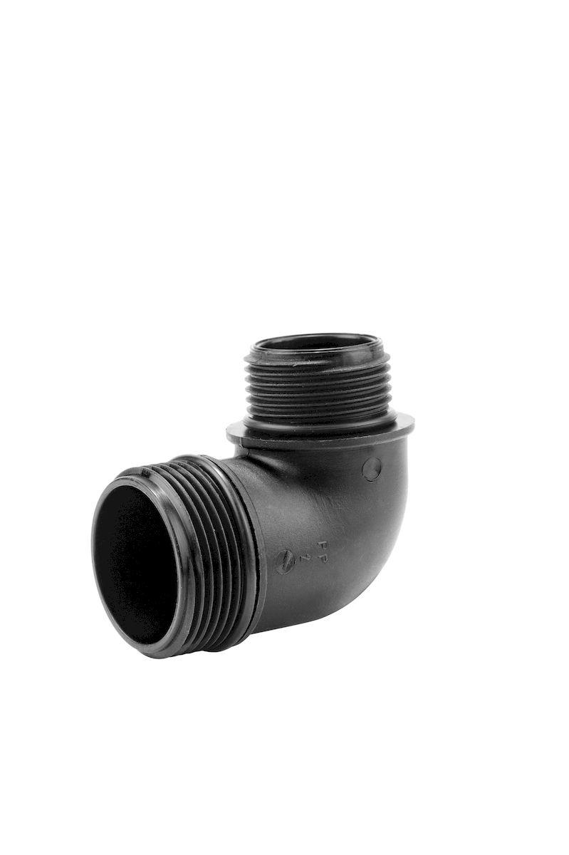 Фитинг Gardena, к погружному насосу 5/4 х 101744-20.000.00С помощью фитинга погружные насосы с внутренней резьбой легко соединяются со штуцерами для шлангов. Соединительная резьба: 42 мм (G 5/4) / 33,3 мм (G 1)