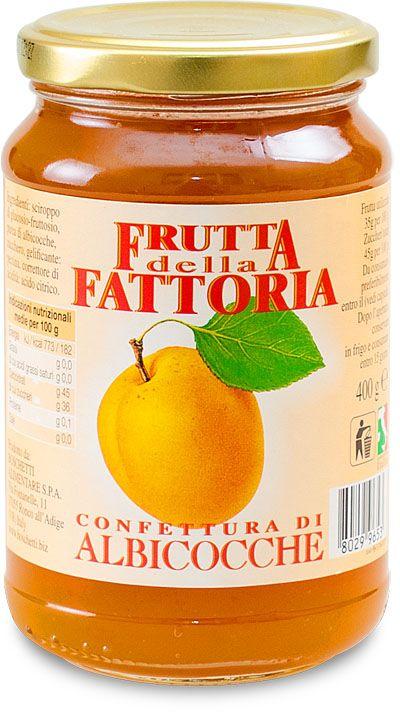 Boschetti джем абрикосовый, 400 г