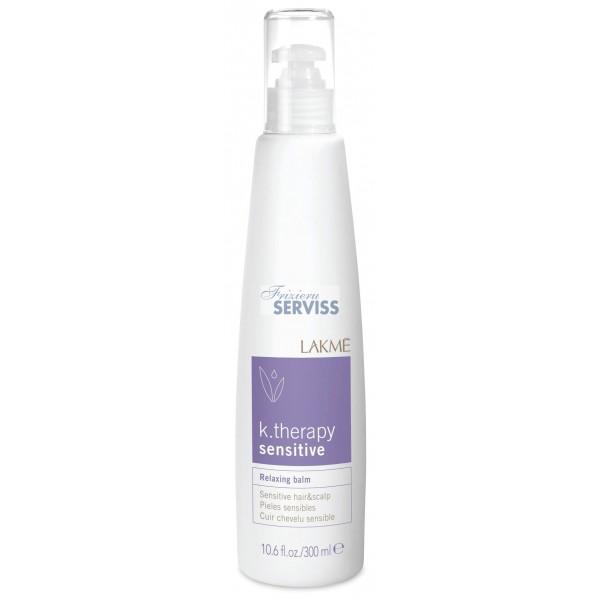 Lakme Бальзам успокаивающий для чувствительной кожи головы и волос Relaxing Balm Hair and Scalp, 300 мл43142Успокаивающий бальзам Lakme имеет в составе хлопковые пептиды, успокаивающие и смягчающие кожу. Ментол оказывает освежающее воздействие, концентрат ледниковой воды с минералами и олигоэлементами обеспечивает коже необходимую защиту и смягчение. Успокаивающий бальзам Лакме обладает расслабляющим ароматом с легкими тонами женьшеня и шалфея.