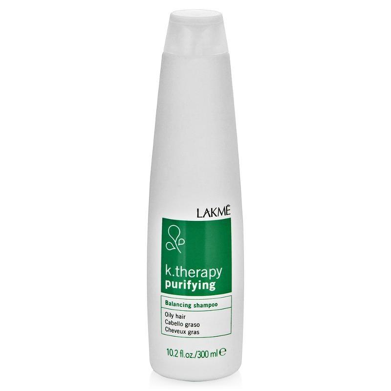 Lakme Шампунь восстанавливающий баланс для жирных волос Balancing Shampoo Oily Hair, 300 мл43212Ассортимент специально разработанных продуктов для жирных волос. Состояние волос: Лоснящиеся, жирные волосы Содержит сбалансированный комплекс серных аминокислот и цинка – физиологические регуляторы секреции сальных желез. Экстракты бамбука и лопуха очищают кожу головы, обеспечивают волосам легкость и объем. Содержит концентрат ледниковой воды, богатой минералами и олиго-элементами, которые естественным образом смягчают и защищают кожу головы. Благодаря мягкому воздействию подходит для ежедневного использования. Прошел дерматологический контроль
