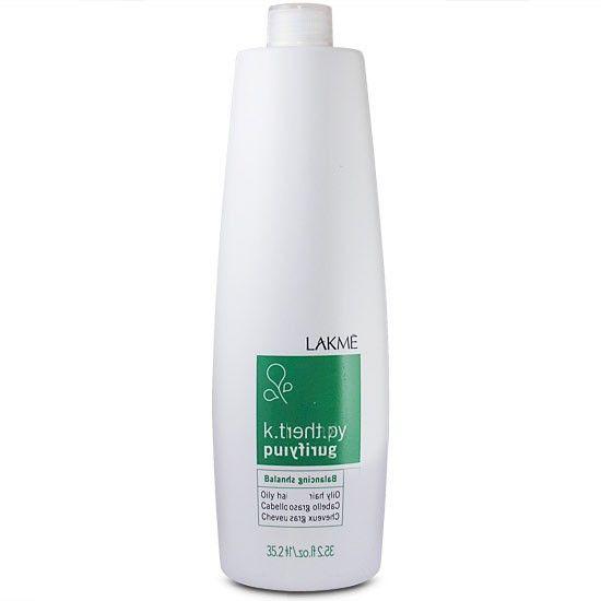 Lakme Шампунь восстанавливающий баланс для жирных волос Balancing Shampoo Oily Hair, 1000 мл