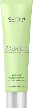 Cutrin Бальзам-кондиционер Премиум-Омоложение для зрелых окрашенных волос Premium Anti-age Conditioner, 150 млCUC05-12926Насыщенная интенсивными питательными элементами формула бальзама безупречно подходит для зрелых окрашенных волос. Оказывает заметный кондиционирующий эффект, снимает статическое электричество, облегчает расчесывание. Инновационный комплекс Cutrin Hyaluronic Complex™ на основе гиалуроновой кислоты восстанавливает оптимальный гидробаланс волос и наполняет волосы жизненной силой и сиянием. Фитостволовые клетки яблока возвращают энергию молодости хрупким и тонким зрелым волосам. Протеин пшеницы в комбинации с пантенолом восстанавливает поврежденную структуру волос изнутри, придавая им тонус и эластичность. Миндальное масло оказывает продолжительный питательный и ухаживающие эффект. Содержит УФ-фильтр, препятствующий потускнению цвета.