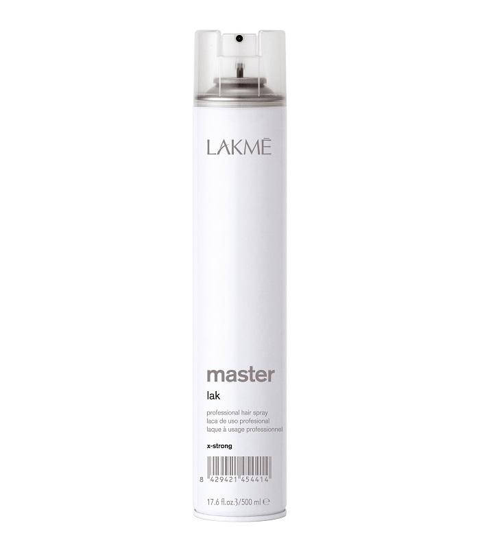 Lakme Лак для волос экстра сильной фиксации Lak X-Strong, 500 мл