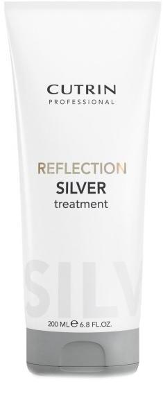 Cutrin Тонирующая маска для поддержания цвета светлых, осветленных или седых волос Reflection Silver Treatment, серебристый иней, 200 млCUC08-54231Оттеночная маска - лучший способ сохранить и усилить цвет окрашенных волос в период между посещениями салона. Большое количество красящих пигментов позволит поддерживать насыщенный цвет и блеск окрашенных волос в течение максимально долгого периода времени.