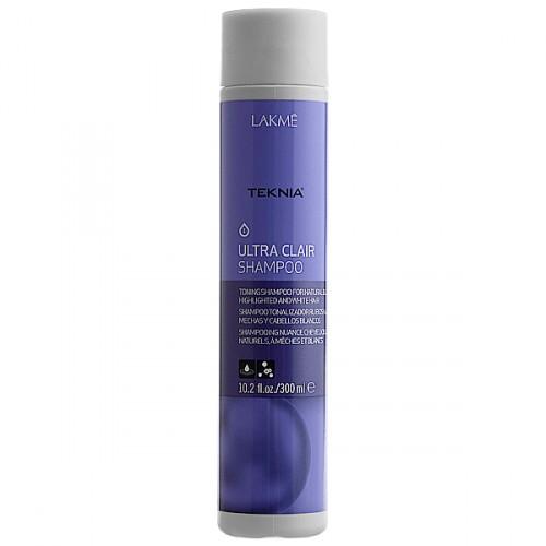 Lakme Шампунь тонирующий для светлых оттенков волос Shampoo, 100 мл47013Благодаря экстракту натурального перламутра нейтрализует желтизну, не оставляя фиолетового оттенка. Восстанавливает природную чистоту цвета и придает блеск волосам. Содержащийся в формуле витамин B5, смягчает, увлажняет и защищает волосы. Содержит WAA™ – комплекс растительных аминокислот, ухаживающий за волосами и оказывающий глубокое воздействие изнутри.