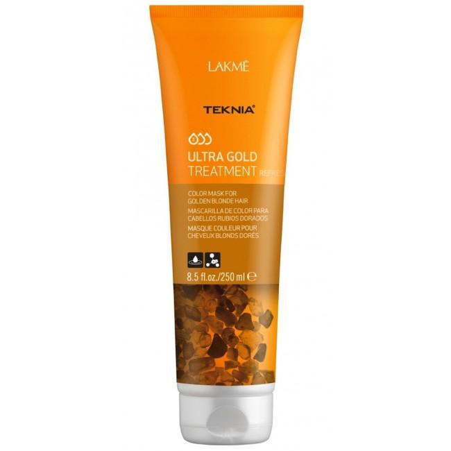 Lakme Средство для поддержания оттенка окрашенных волос Золотистый Treatment, 50 мл47333Восстанавливает и защищает волокна волос.Придает интенсивный блеск и продлевает насыщенность цвета. Активные вещества: - Экстракт янтаря. Оказывает антиоксидантное действие, защищает от стресса, вызванного воздействием окружающей среды, и свободных радикалов. Результат: мягкие, легко укладывающиеся волосы с насыщенным цветом. - Ceramide Rebuild System. Действует как клеточный цемент волокон кератина и улучшает структуру поврежденных волос. Результат: восстанавливает волокно волос изнутри - Катионные красители придают цвет. Результат: волосы вновь обретают яркий цвет и богатство оттенков. Содержит WAA™: Натуральные аминокислоты пшеницы, ухаживающие за волосами изнутри. Комплекс с высокой увлажняющей способностью. Аминокислоты глубоко проникают в волокна волос и увлажняют их, восстанавливая оптимальный уровень увлажнения. Волосы вновь обретают равновесие, а также блеск, мягкость и гибкость, присущие здоровым волосам. Без парабенов • Без ПЭГ • Без минеральных масел.