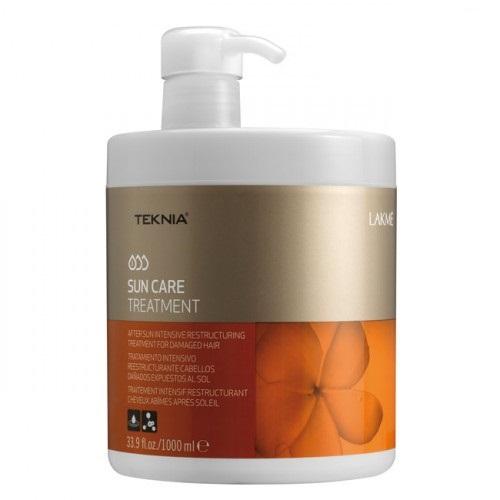 Lakme Интенсивное восстанавливающее средство для волос после пребывания на солнце Treatment, 1000 мл47931Формула средства содержит такие ценные компоненты, как масло монои таитянской, витамин Е, масло кокоса, которые глубоко проникают внутрь волоса и восстанавливают его ткани изнутри, увлажняя их. Придает исключительный блеск и мгновенно распутывает волосы. Содержит WAA™ – комплекс растительных аминокислот, ухаживающий за волосами и оказывающий глубокое воздействие изнутри.