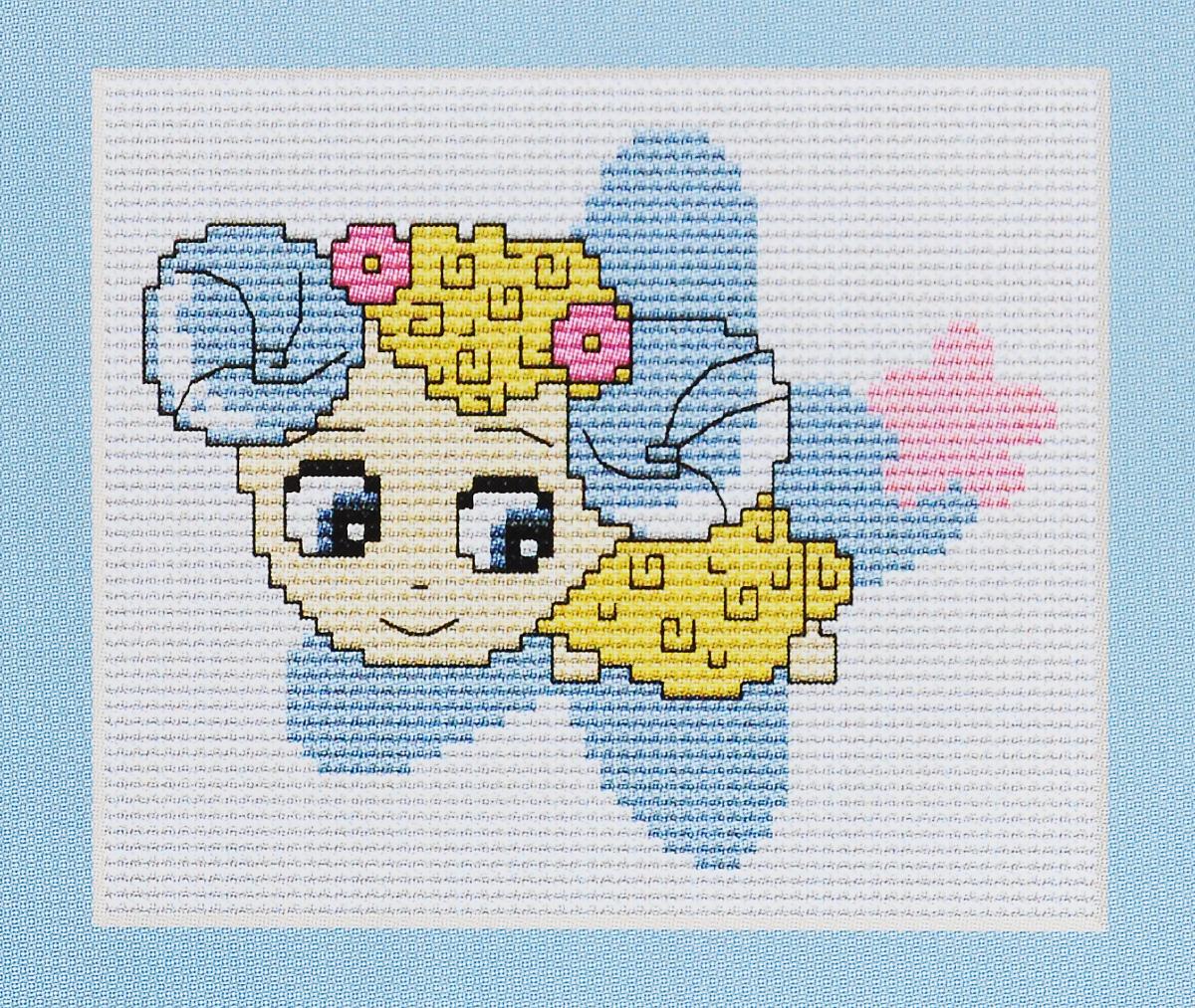 Набор для вышивания крестом Luca-S Овен, 11,5 х 9,5 смB050Набор Luca-S Овен - это мини-набор для вышивания забавной картинки. Отличный вариант для начинающих рукодельниц. Вышивка выполняется в технике счетный крест. Вышивание с небольшими наборами позволит вам освоить азы вышивки крестом и впоследствии приступить к выполнению более сложных работ. В набор входит: - Aida 14 Zweigart (белого цвета), - мулине Anchor (8 цветов), - цветная символьная схема с инструкцией в картинках, - игла.