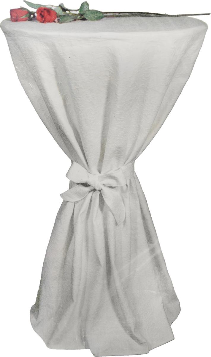 Скатерть Schaefer, прямоугольная, цвет: белый, 140 x 190 см. 4127/FB4127/FB.01-140*190_белый