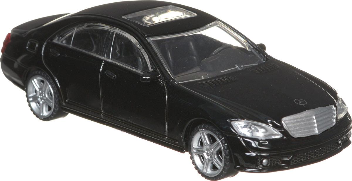 Rastar Модель автомобиля Mercedes-Benz S63 AMG цвет черный37100Модель автомобиля Rastar Mercedes S63 AMG будет отличным подарком как ребенку, так и взрослому коллекционеру. Благодаря броской внешности, а также великолепной точности, с которой создатели этой модели масштабом 1:43 передали внешний вид настоящего автомобиля, машинка станет подлинным украшением любой коллекции авто. Модель будет долго служить своему владельцу благодаря металлическому корпусу с элементами из пластика. Колеса машинки свободно вращаются. Модель автомобиля Rastar Mercedes S63 AMG обязательно понравится вашему ребенку и станет достойным экспонатом любой коллекции.