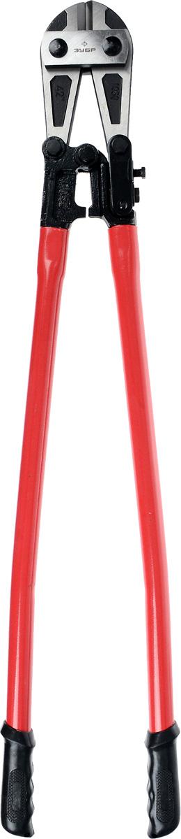 Болторез Зубр Мастер, длина 105 см23313-107Болторез Зубр Мастер предназначен для перекусывания арматуры, стальных прутьев, проволоки, гвоздей, болтов и прочих металлических предметов. Изделие выполнено из высококачественной прочной стали и оснащено обрезиненными рукоятками. Специальная конструкция режущей головки болтореза и удлиненные ручки позволяют перекусывать прочные материалы. Длина ручек: 78 см. Общая длина: 105 см.