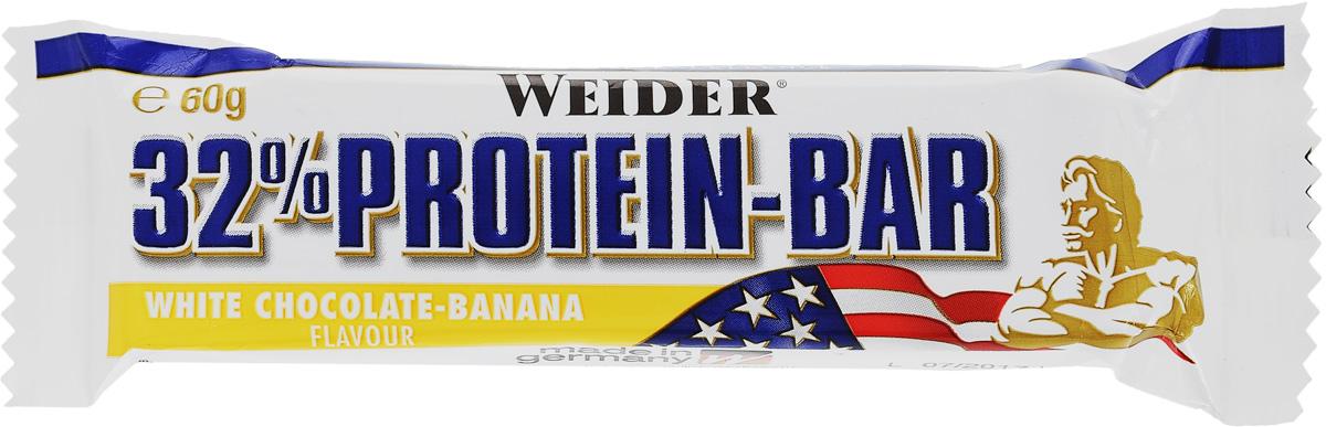 """�������� ����������� Weider """"32% Protein-Bar"""", ����� ������� � �����, 60 �"""