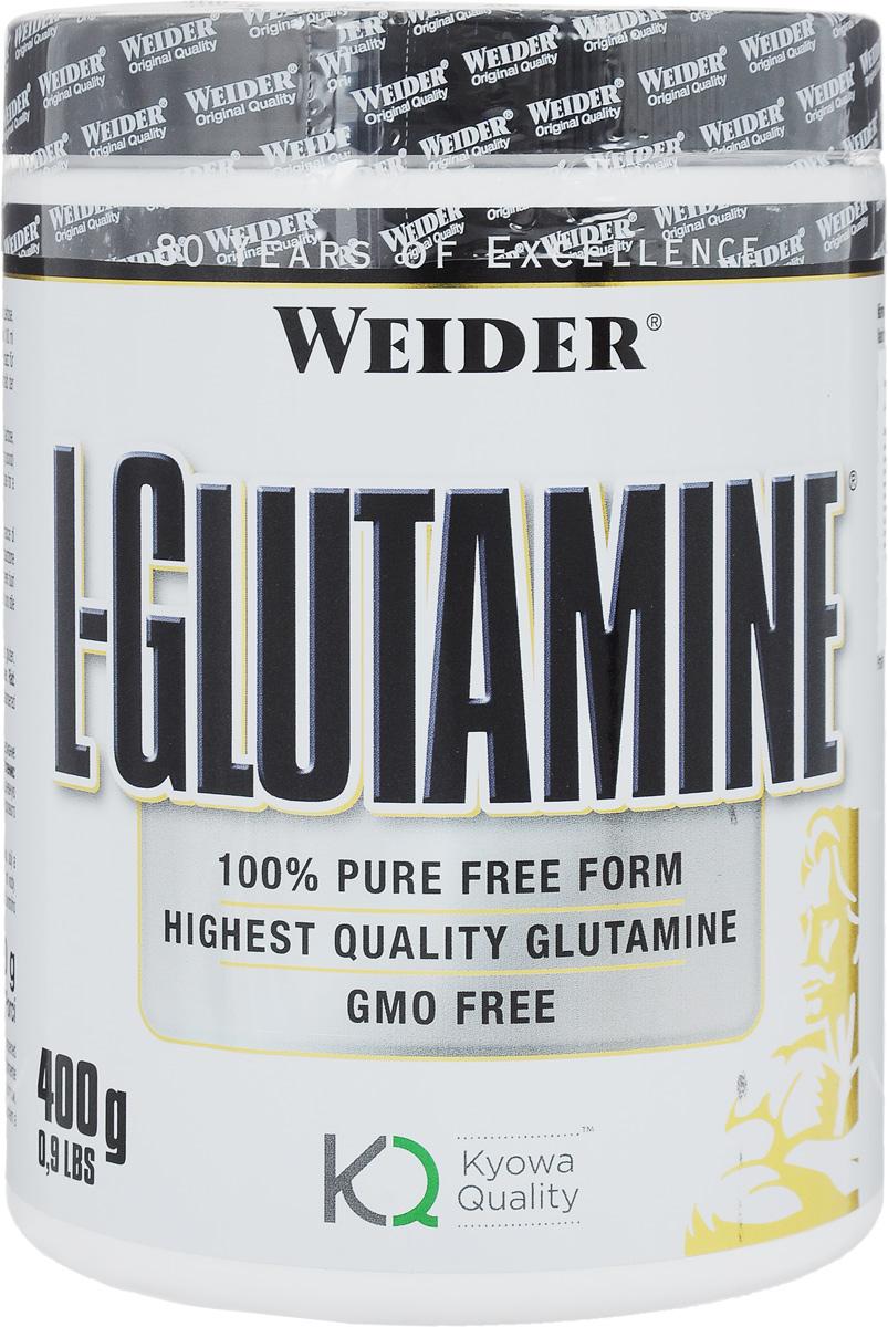 L-глютамин Weider, 400 г31421L-глютамин Weider - это аминокислота с мощным анаболическим эффектом, которая поддерживает иммунную систему и предотвращает появление симптомов переутомления. В обычных условиях мышечные клетки полны глютамином, причем его присутствие играет роль магнита для других аминокислот. Они непрерывным потоком просачиваются внутрь клетки, чтобы стать строительным материалом для внутриклеточного белкового синтеза. Поскольку вместе с аминокислотами в клетку проникает и натрий, для понижения его концентрации клетка впускает внутрь себя воду. Вода же, как известно, это стимулятор белкового синтеза. В результате все внутренние белковые структуры клетки разрастаются и увеличиваются в объеме, то есть создаются анаболические условия. Кроме того, L-глютамин является главным источником энергии для клеток иммунной системы. Соответственно, его недостаток вызывает иммунный сбой и прогрессию заболевания. Рекомендации по применению: Принимать 1 порцию в день. ...