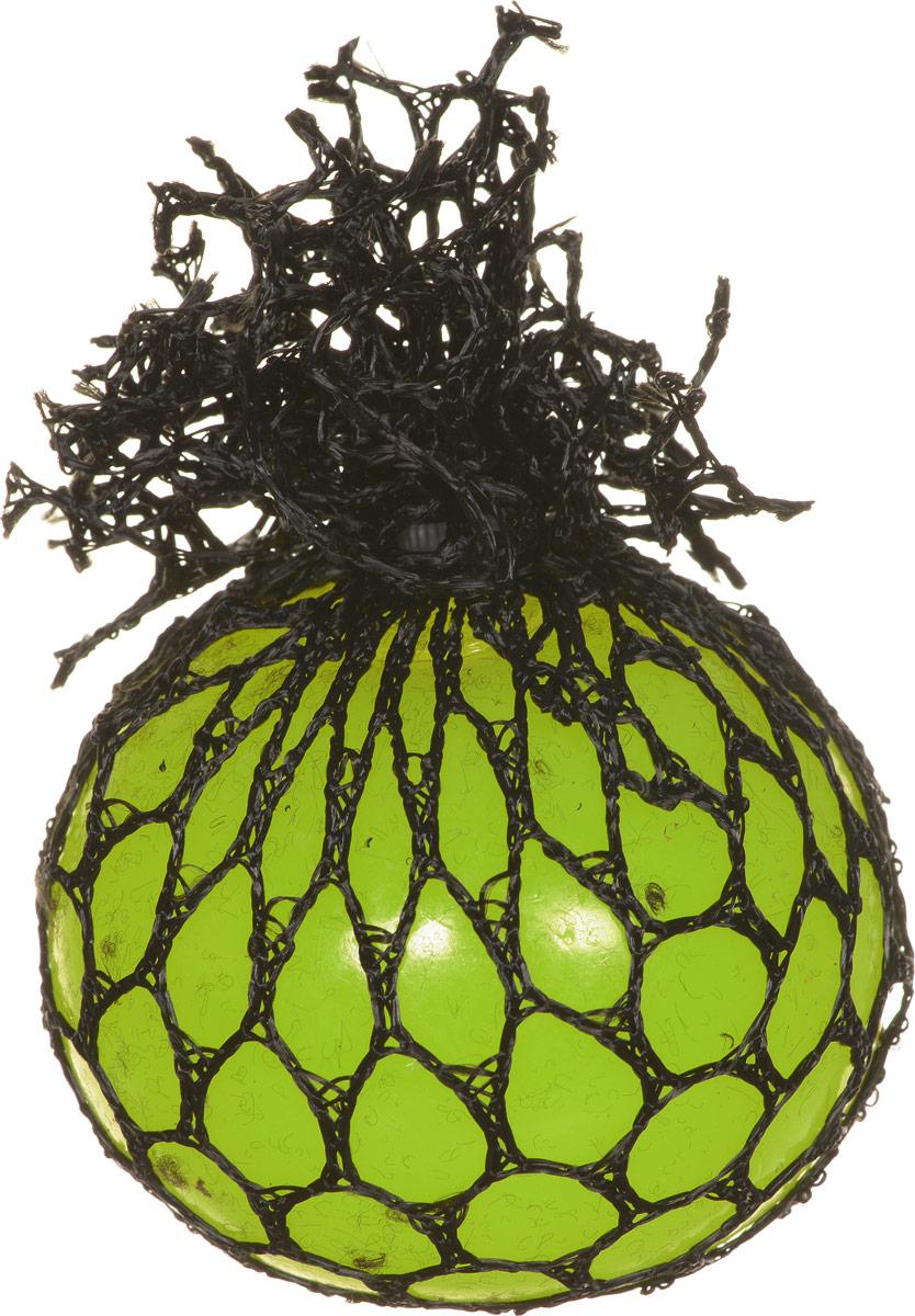 Family Fun Стрессбол Жмяка Мини цвет светло-зеленыйSTB014Стрессбол Family Fun Жмяка Мини - игрушка, которая поможет вам отдохнуть, поднять настроение и снять стресс. Этот обычный на первый взгляд мячик обладает уникальным набором свойств. Упругий и приятный на ощупь, он легко умещается в вашей ладони и меняет форму, следуя движениям руки. Стоит вам сжать его, помять или надавить - стрессбол вздуется мягкими пузырьками. Попробовав однажды, вы не сможете отказаться от этого веселого и незатейливого занятия. Яркий дизайн мячика обязательно придется по душе как взрослым, так и детям. Небольшой размер и легкий вес позволят вам всегда носить его с собой в сумке.