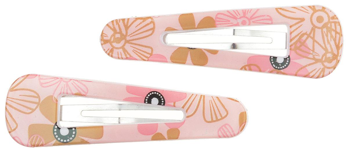 Baby\'s Joy Заколка для волос цвет розовый 2 шт VT 252 ( VT 252_розовый )