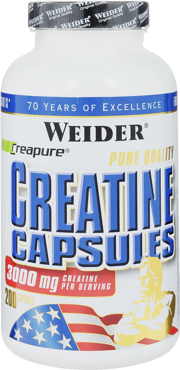 Креатин Weider, 200 капс ( 31761 )