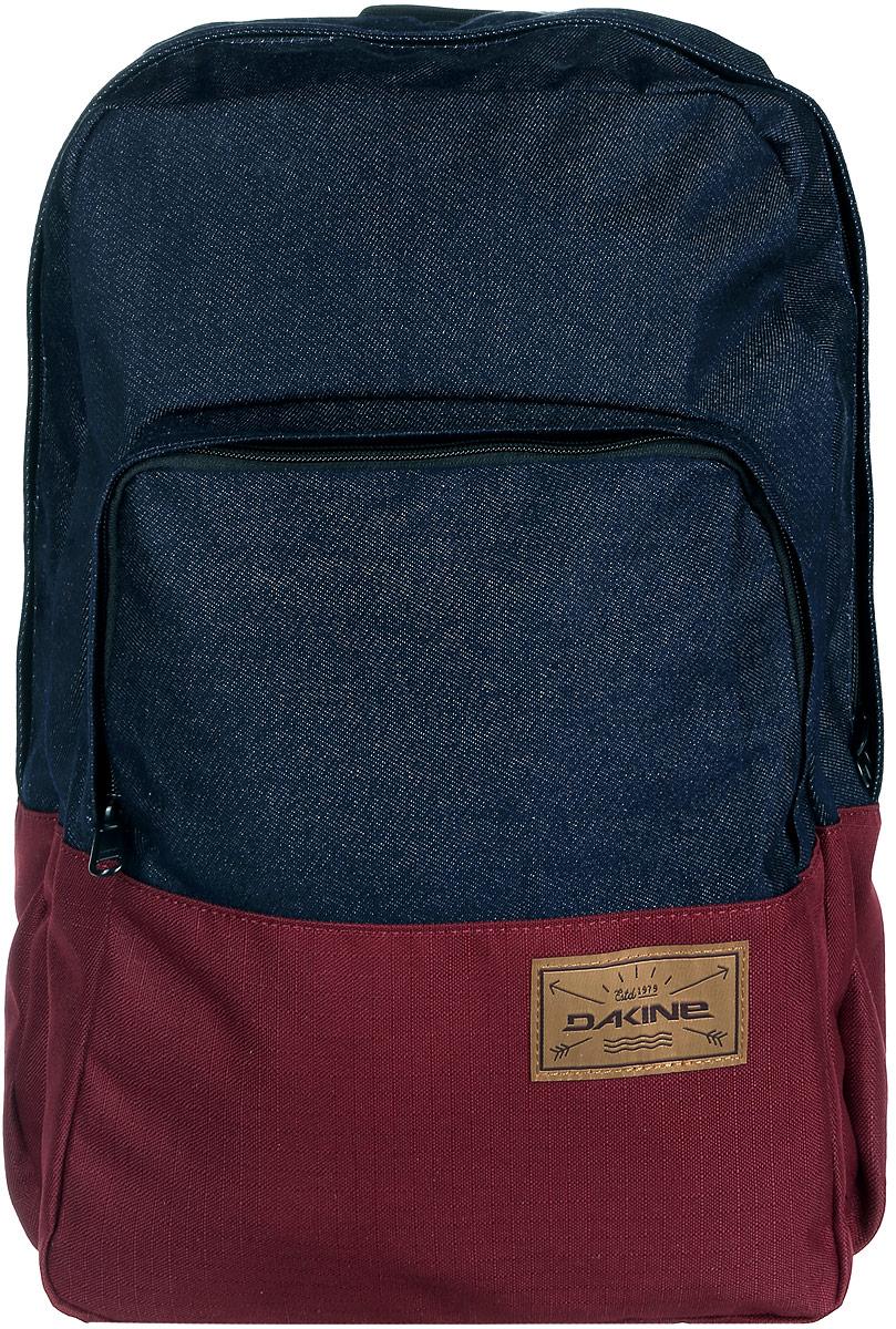 Рюкзак Dakine DK CAPITOL 23L DENIM. 0813005900116689 08130059Городской рюкзак с отделением для ноутбука ( до 15). Один внешний карман.