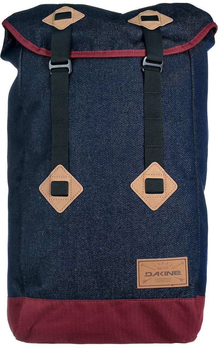 Рюкзак Dakine DK TREK 26L DENIM. 0813008300116705 08130083Городской рюкзак. С отделением для ноутбука (до 17) Внутри карман-сетка.