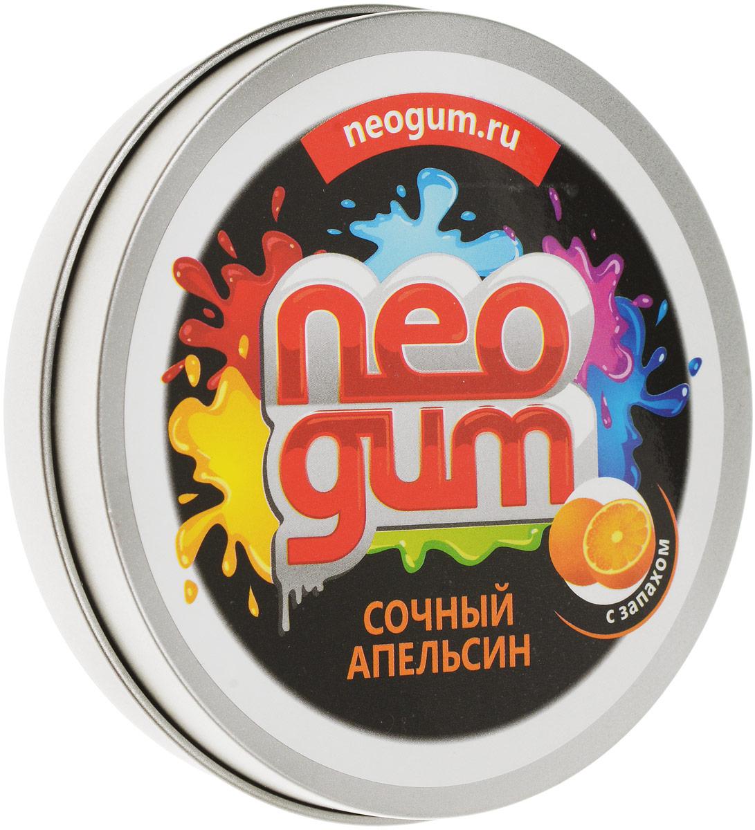Neogum Жвачка для рук Сочный апельсинNG7026Жвачка для рук Neogum Сочный апельсин с приятным тропическим ароматом солнечного апельсина. Она поднимет настроение, поможет отвлечься от насущных жизненных проблем и мелких неурядиц, создавая настроение праздника. Апельсиновая жвачка для рук позволит погрузиться в атмосферу тепла и блаженства и зарядиться позитивом на весь день! Не подвергайте воздействию воды и моющих средств.