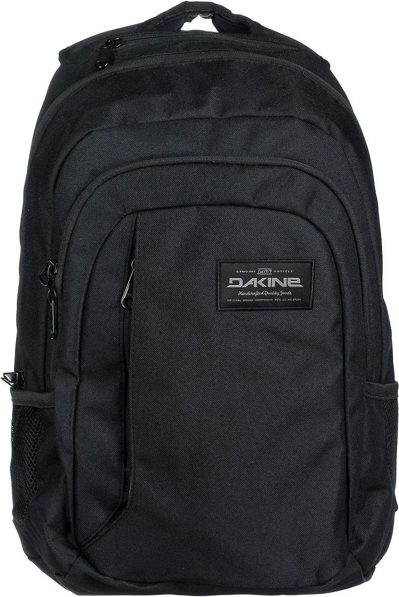 Рюкзак Dakine W16 DK FACTOR 20L BLACK. 813004000108385 8130040Городской рюкзак с отделением для ноутбука ( до 14) Внешний карман-органайзер. Карман для очков с флисом. Боковой карман-сетка.